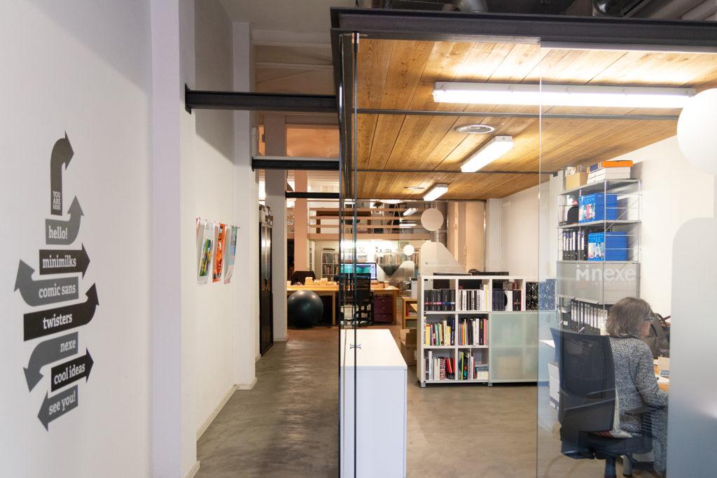 Oficina Nexe Impressions Interior
