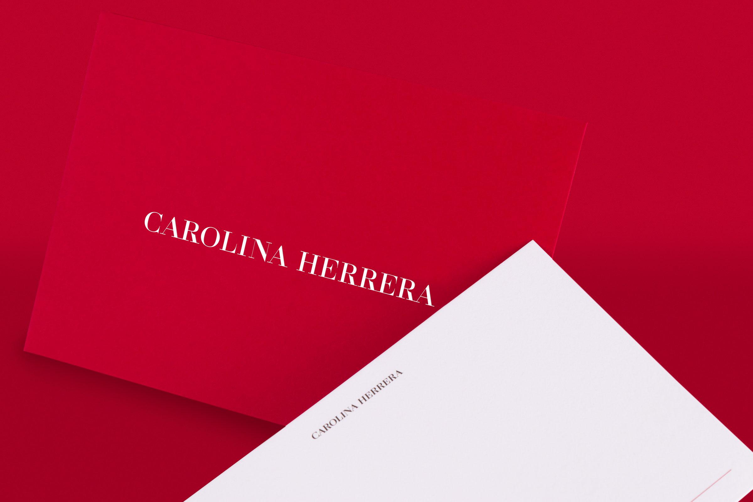 Carolina Herrera Envelope