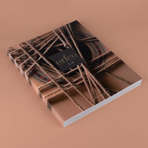 Impression numérique du magazine